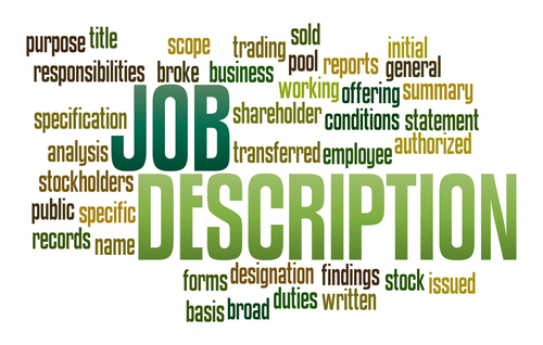 Employees Should Receive A Copy Of Their Job Description Upon Hire. If  Subsequent Copies Are Needed, Employees Should Request A Copy From Their  Immediate ...